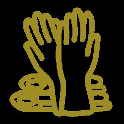 Linea sacchi - guanti